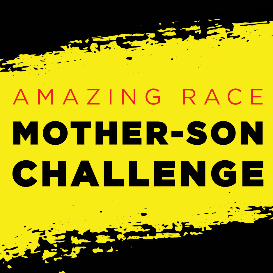 Amazing Race Mother Son Challenge Icon