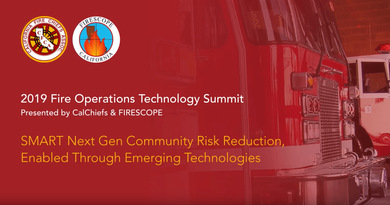 2019 Fire Operations Technology Summit