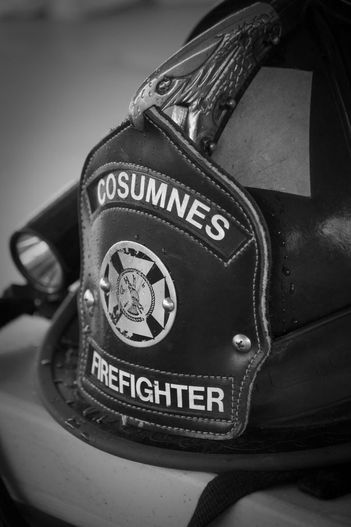 A picture of the Cosumnes Fire Department