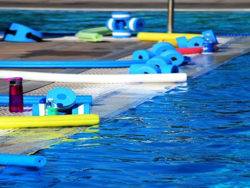 Water Aerobics Equipment