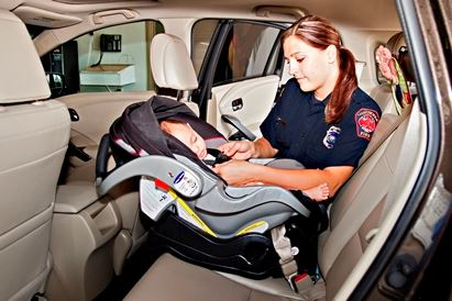 Car Seat Checks | Cosumnes CSD | Elk Grove & Galt, CA