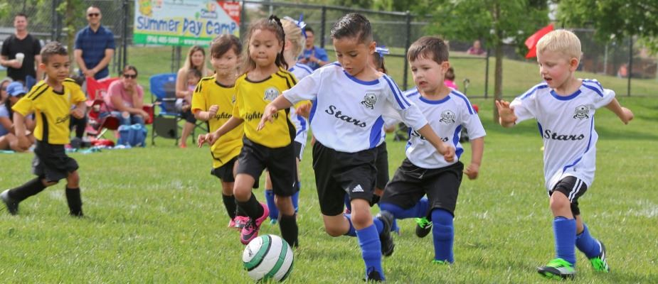 Youth Sports League - Pee Wee Soccer