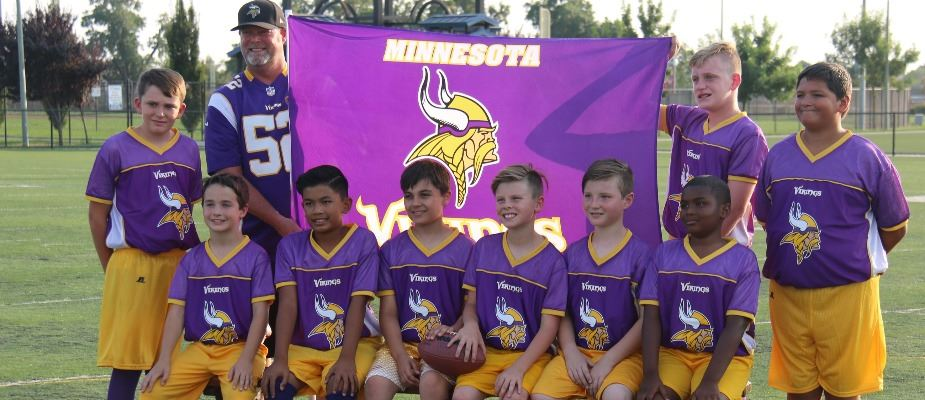 Youth Sports League - NFL Flag Football