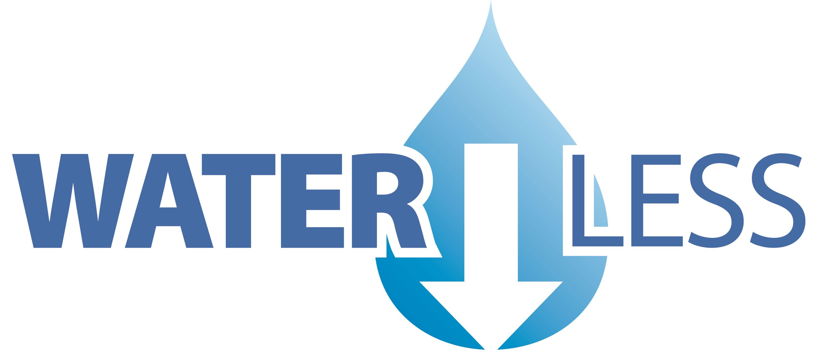 waterless logo