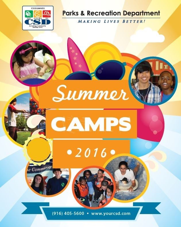 Summer Camp Brochure 2016 Cover