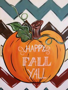 Happy-Fall-Yall-painting