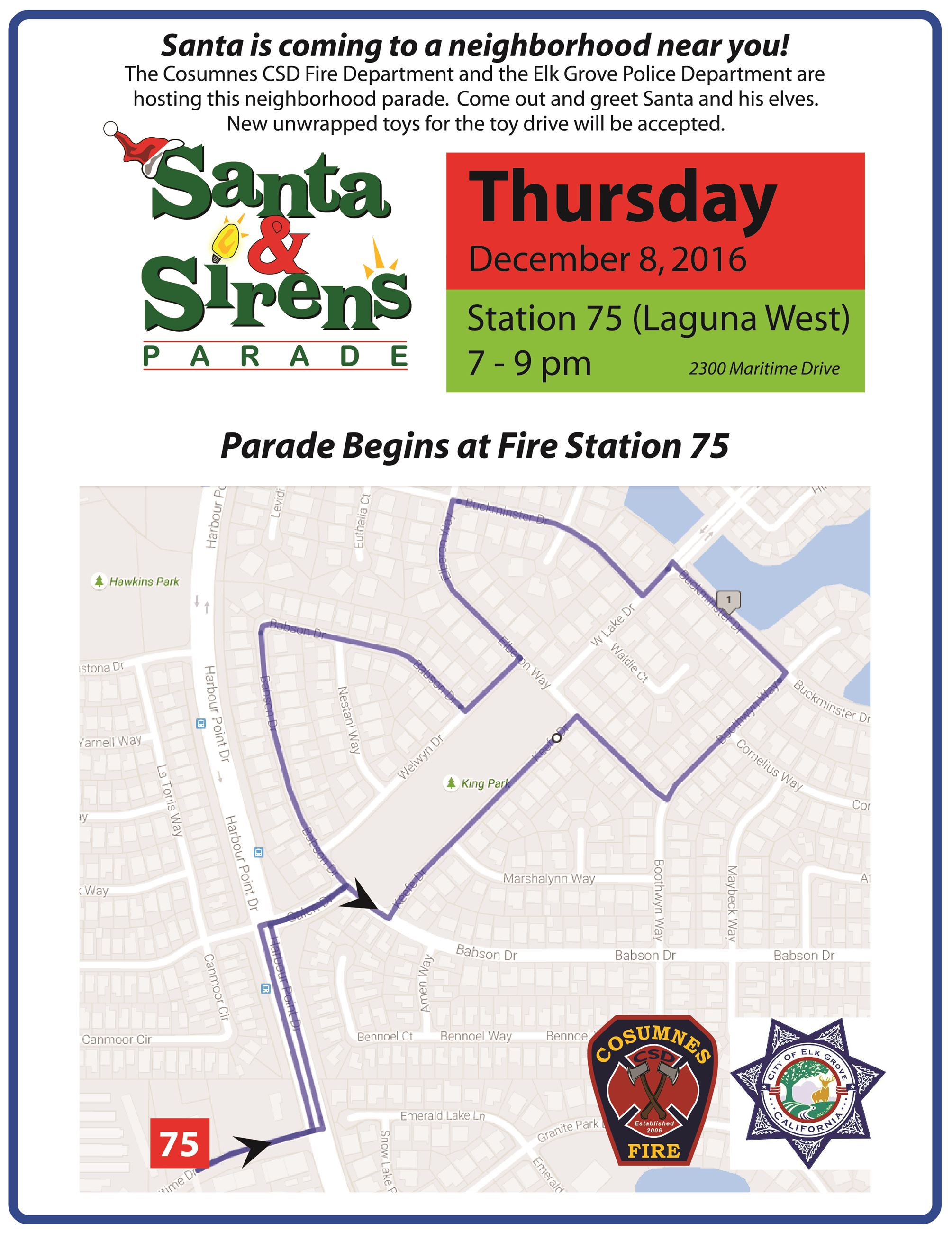 2016-station 75 parade route