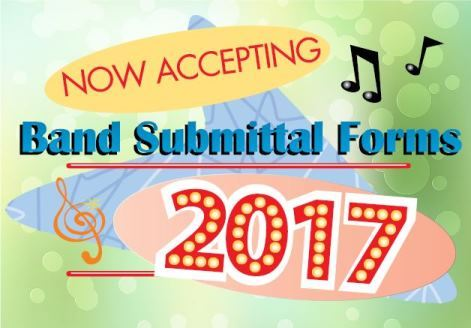 band submittal form