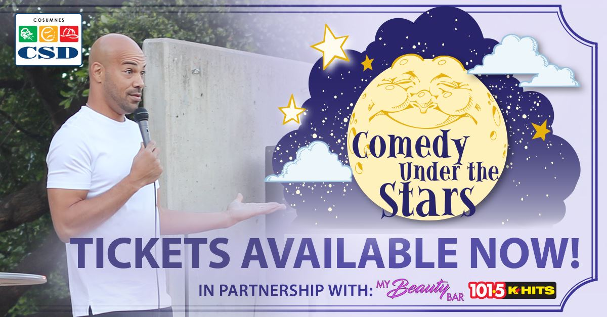 Comedy Under the Stars 2018