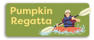 Giant Pumpkin Festival Regatta Button