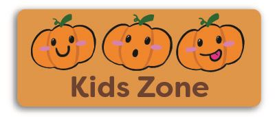 Giant Pumpkin Festival Kids Zone Button