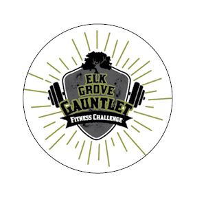 The Elk Grove Gauntlet Logo