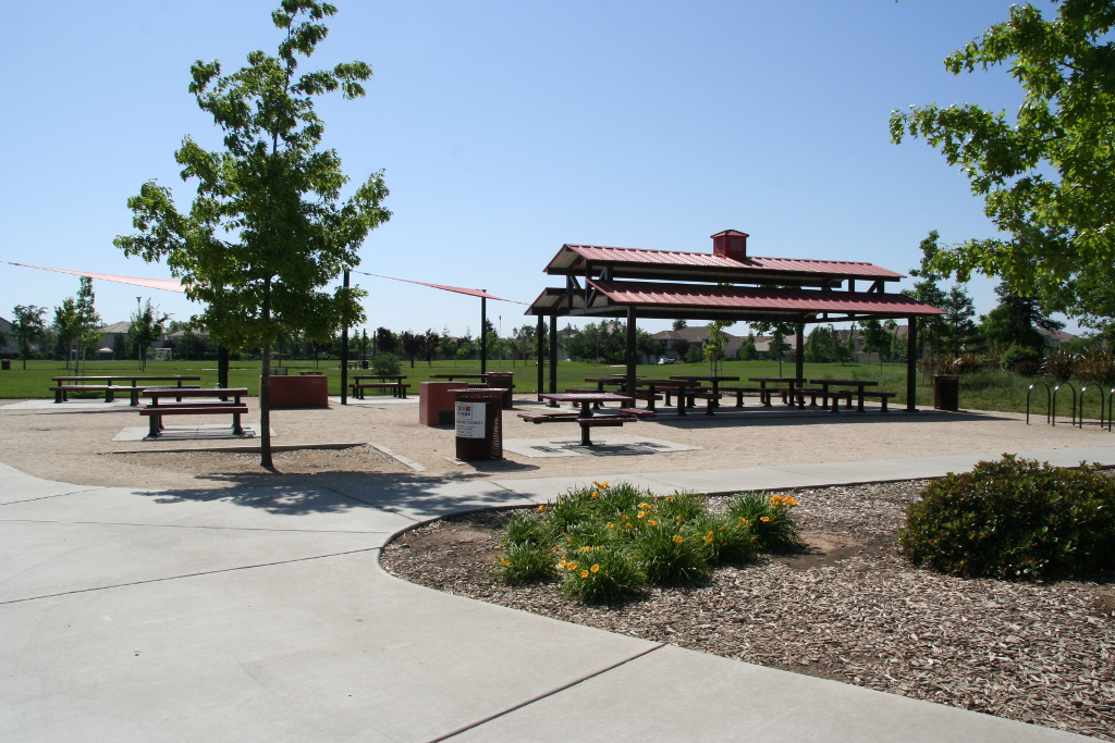 Sheltered Picnic Area