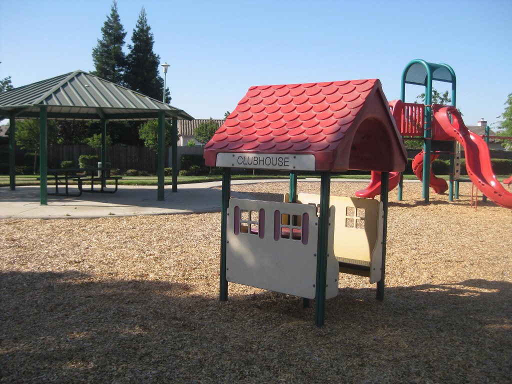 Playground in Perry Park