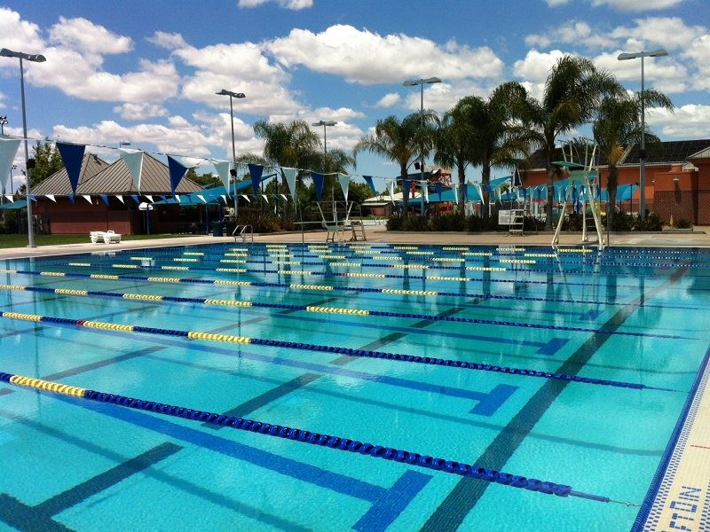 Wackford aquatic complex cosumnes csd elk grove galt ca for Garden grove pool