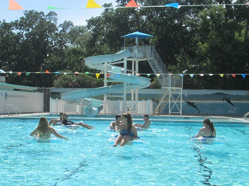 Jerry Fox Swim Center