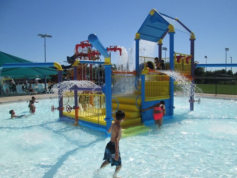 Pee Wee Splash N Play